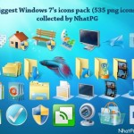 Windows 7 Icon Pack For Vista & XP