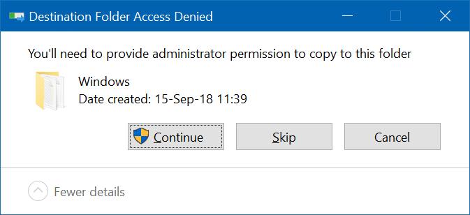 create run command for programs