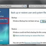 How To: Create A System Repair Disc In Windows 7
