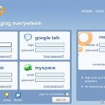 Meebo – All In One Online Instant Messenger