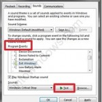 How To: Change Default System Sounds In Windows 7