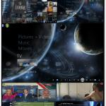 Download 'HomeWorld' Theme For Windows 7 Media Center