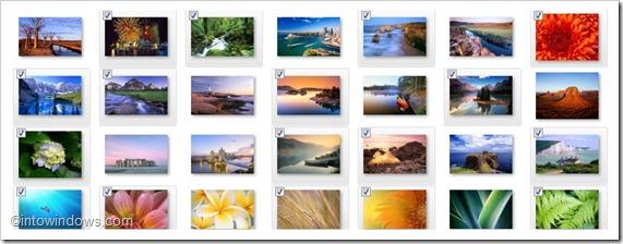 Desktop Slideshow