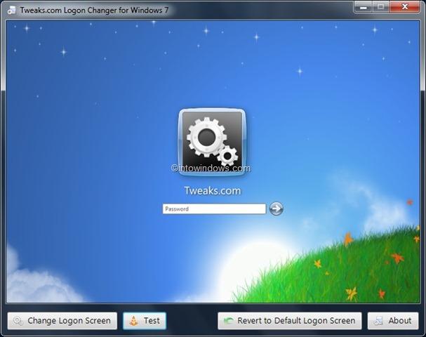 Windows 7 Logon Screen Changer Peatix
