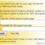 How To Get Windows 7 Federated Search Feature In Vista