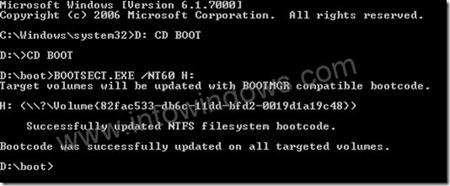 USB Bootable