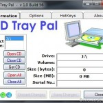 How To Assign Hotkeys To Eject/Insert CD Tray In Windows