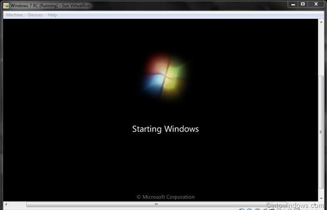 How To Install Windows 7 On VirtualBox