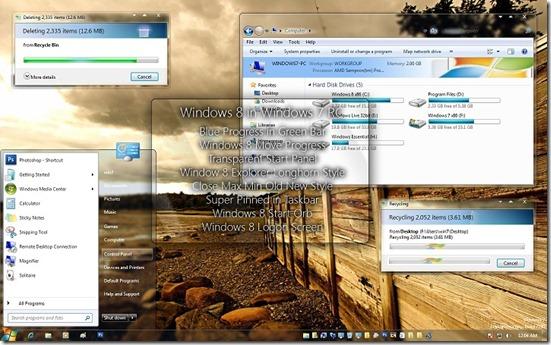 windows 8 theme