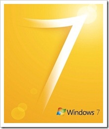 Windows 7 orange logo