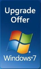 windows 7 upgrade offer