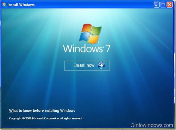 Upgrade XP To Windows 7 pic11