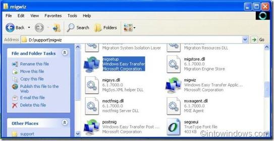 Upgrade XP To Windows 7 pic2