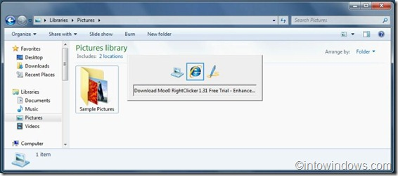 How To View Classic Alt + Tab In Windows 7 Aero Theme pic3