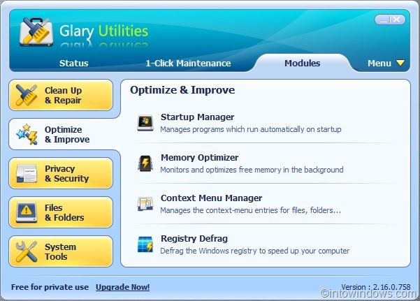 how to clean windows 7 bloat files