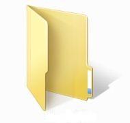 hide file or folder in Windows 7