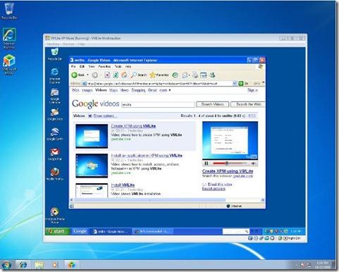 vmlite for windows 7