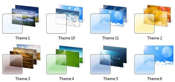 Delete Windows 7 theme