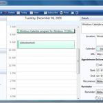 Download Windows Calendar For Windows 7