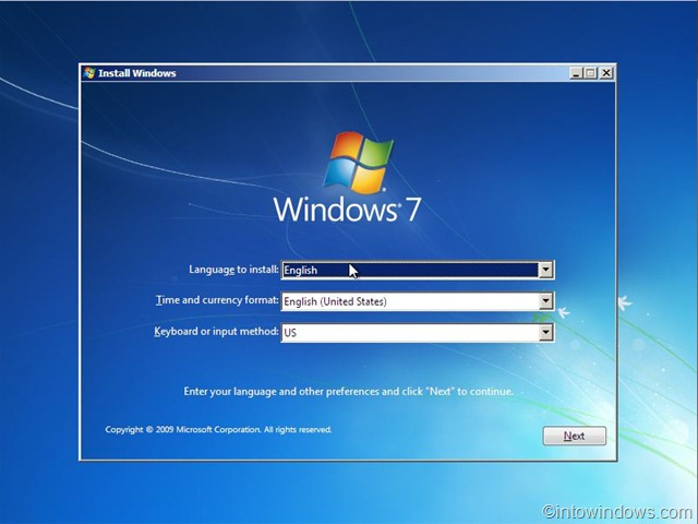 Computer boots system recovery options 24