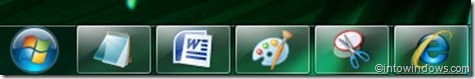 windows 7 taskbar small