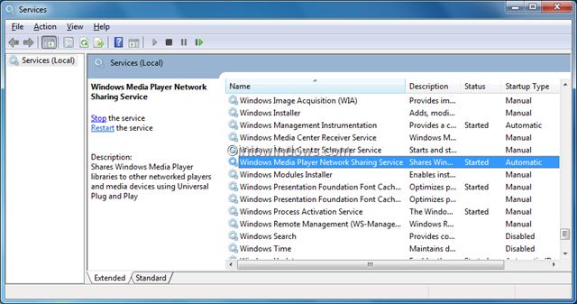 Enable Windows Media Player 12 Taskbar Toolbar In Windows 7 pic3