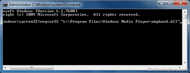 Enable Windows Media Player 12 Taskbar Toolbar In Windows 7 pic4