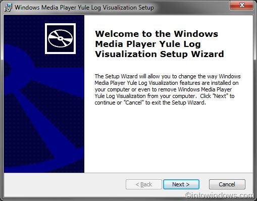 Download Yule Log Visualization For Windows 10/7