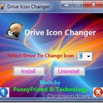 Download Drive Icon Changer For Windows 7