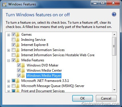 No sound while playing videos in Windows Media Player