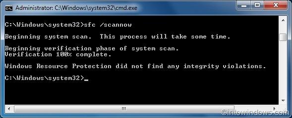 repair windows 7 system files