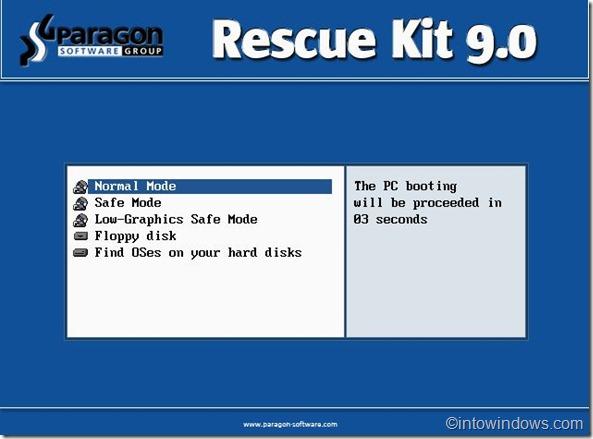 Repair Windows XP Boot