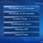 Sleep Timer For Windows 7 Media Center