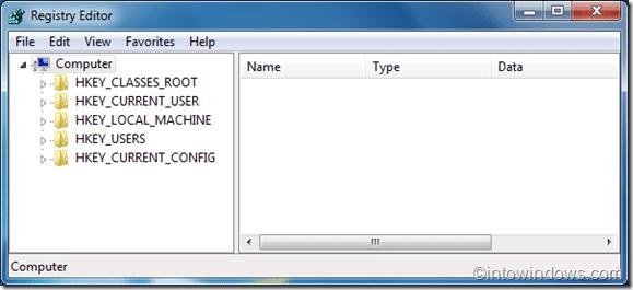backup and restore windows 7 registry
