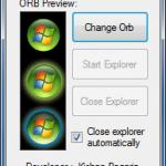 Change Start Menu Button In Windows 7