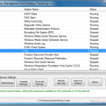 Tweak Windows 7 Services With SMART Utility