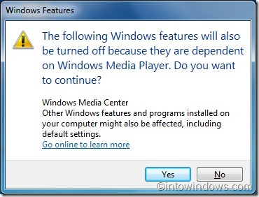 reinstall windows media player 2