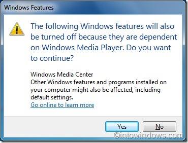 reinstall windows media player 2