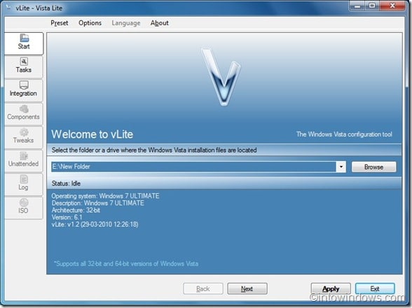 Integrate drivers into windows 7 installation disc1