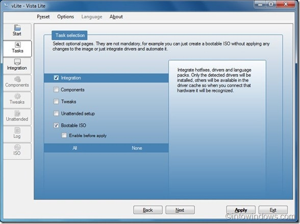 Integrate drivers into windows 7 installation disc3