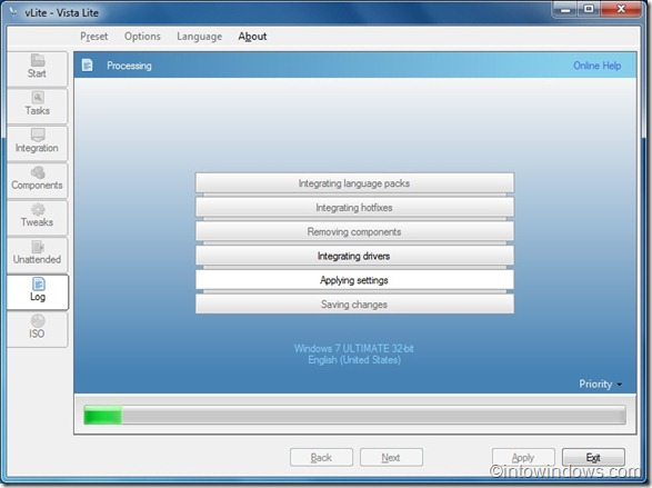 integrate drivers in windows 7 installation dvd