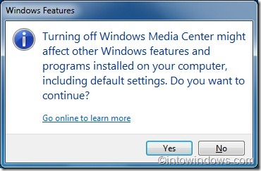 reinstall windows media center in windows 7 guide3