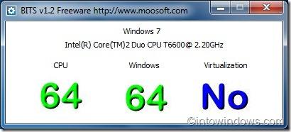 windows 7 virtualization support