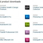 Download Adobe CS5 & CS5 Master Collection Free Trials Now