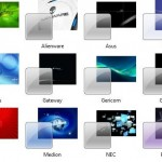 Download 20 Beautiful OEM Themes For Windows 7