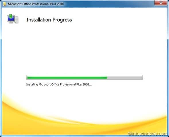 How to install office 2010 - Office professional plus 2010 ...