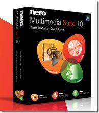Uninstal Nero 10 suite