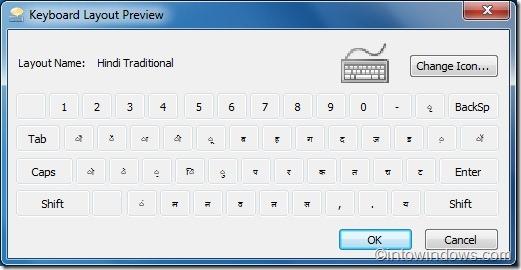 Change keyboard input language in Windows 7 guide
