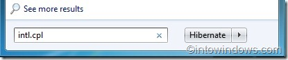 Disable language bar in Windows 7