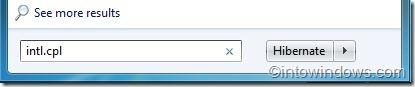 Disable language bar in Windows 7